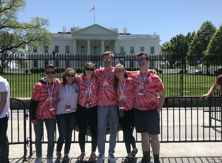 Wauwatosa West APPSE Team Competes In National Civics Competition