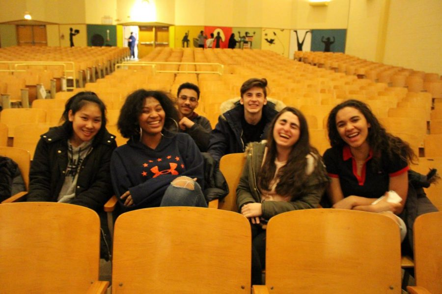 West Slam Poetry Club Succeeds, Benefits Students