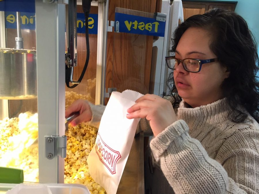 Popcorn Program Benefits Student Lives