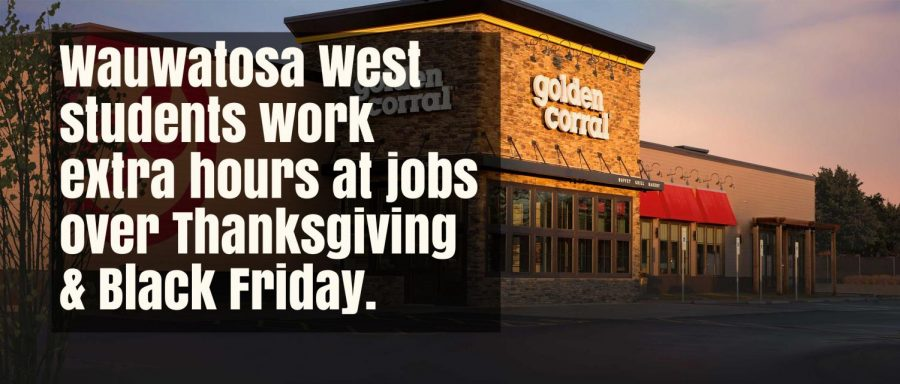 Students Work Extra Hours on Thanksgiving & Black Friday Holiday Break