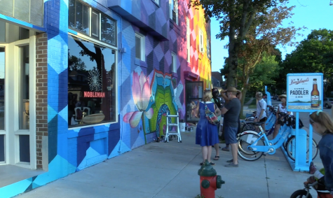 Artists Paint New Murals in East Tosa