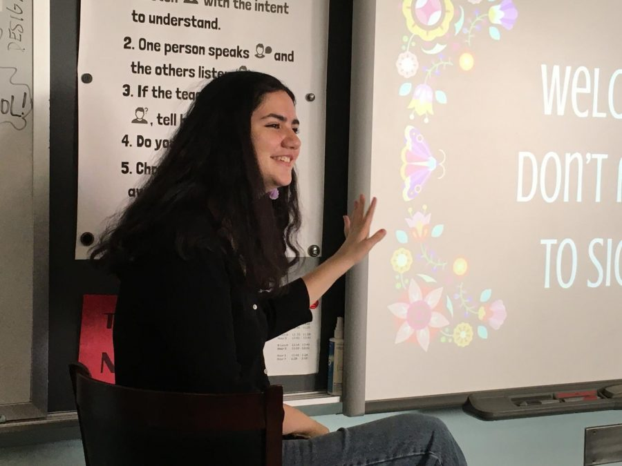 Students Participate in Hispanic Student Union