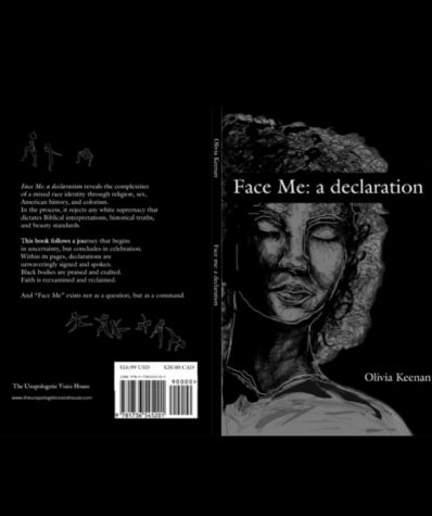 Face Me: A Declaration – Wauwatosa West Graduate Publishes Story of Identity, Empowerment, and Race
