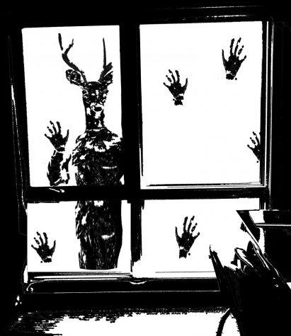 Fear Deer by Reed Schubert