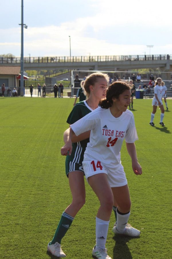 Wauwatosa West JV Girls Soccer Takes on Wauwatosa East – Gallery