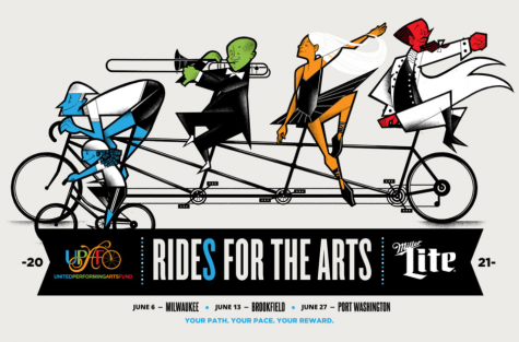 Tri-M Joins UPAF Ride for the Arts