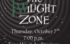 The spooky poster that was created for the Fall Orchestra Concert.