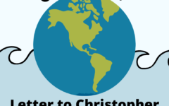 Graphic created by Eve Lazarski for the opinion piece, A Letter to Christopher Columbus.